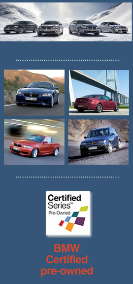 Certified Series Pre-owned